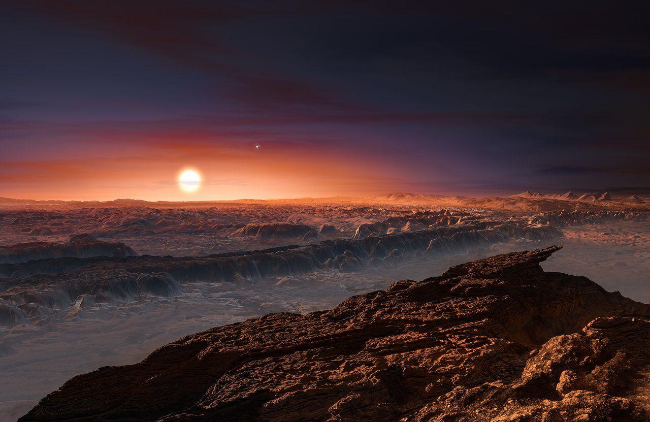 L'esopianeta più vicino alla terra potrebbe essere abitabile