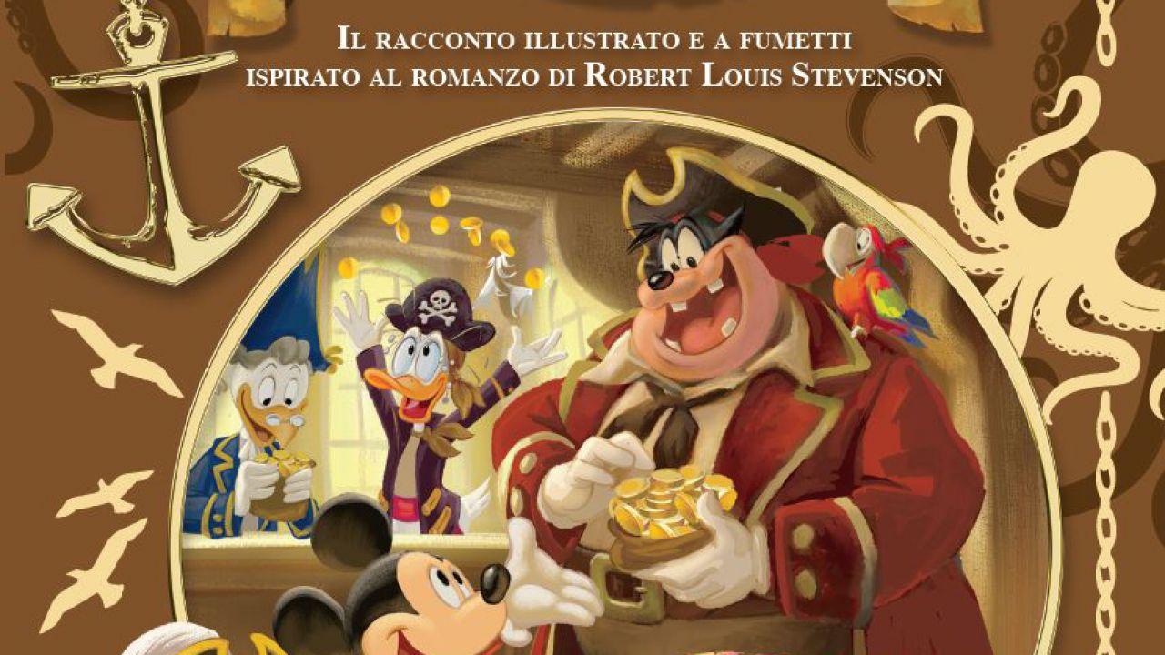 speciale L'Isola del Tesoro: la recensione del fumetto Disney edito da Giunti
