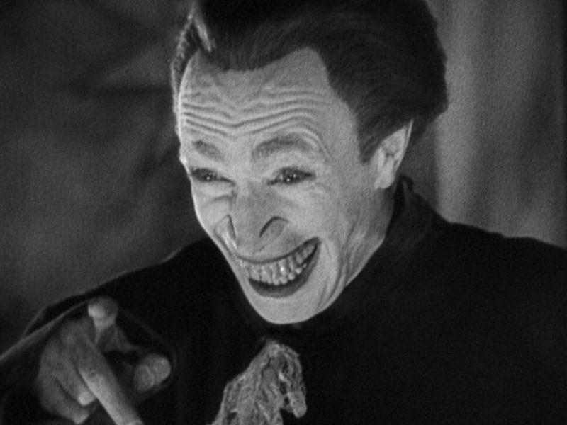 L'uomo che ride, il film che ha ispirato il personaggio del Joker