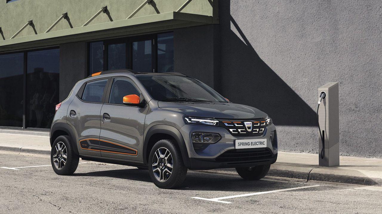 La Dacia Spring elettrica arriva prima: la rivoluzione già a marzo 2021