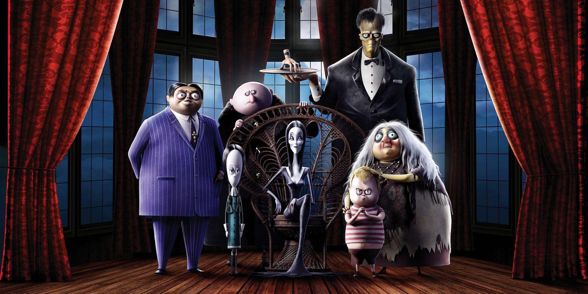 La Famiglia Addams La Recensione Chi Sono I Veri Mostri