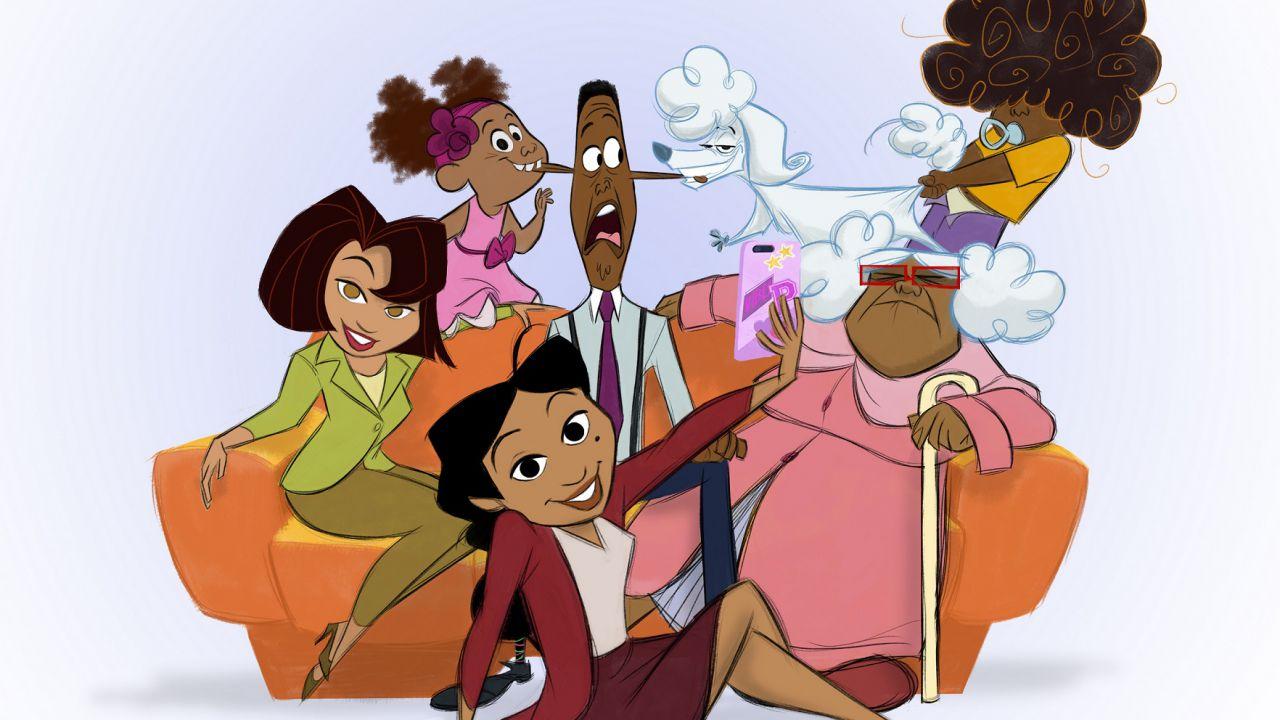 La Famiglia Proud sbarca su Disney+ ed è sempre più attuale