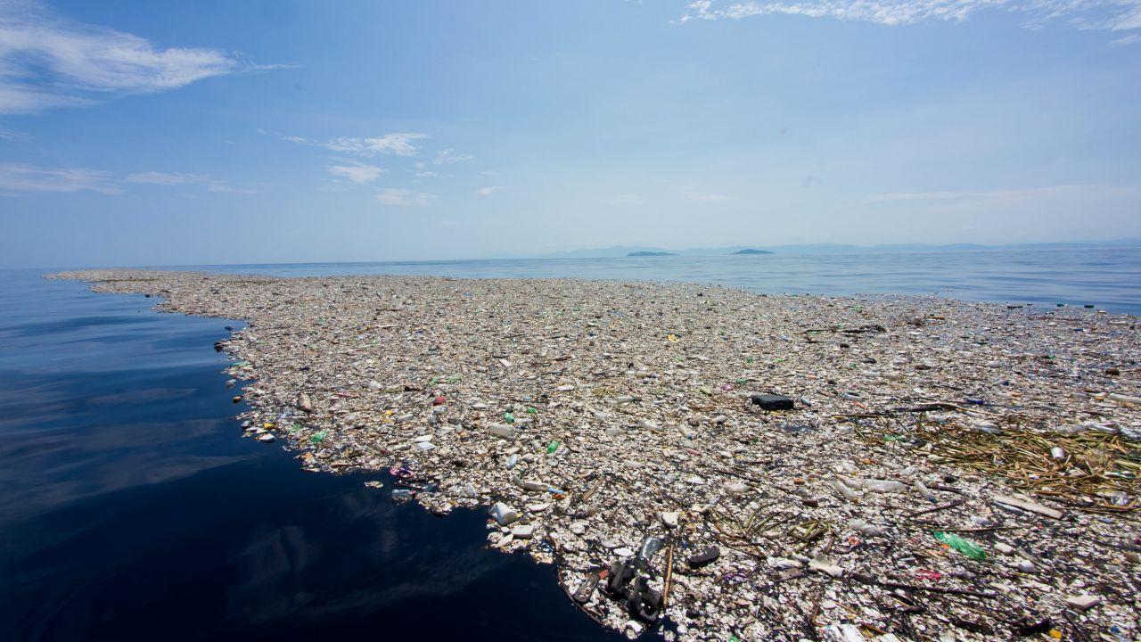 La Great Pacific Garbage Patch, l'isola di spazzatura grande come gli USA