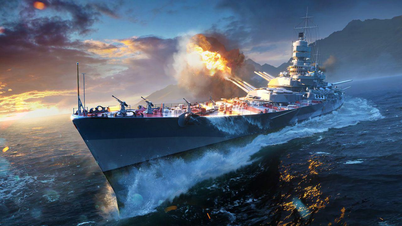 guida La guida alle classi delle navi di World of Warships