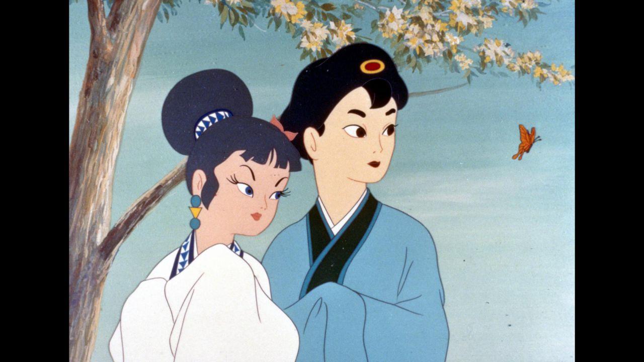 recensione La Leggenda del Serpente Bianco Recensione: il primo film di Toei Animation