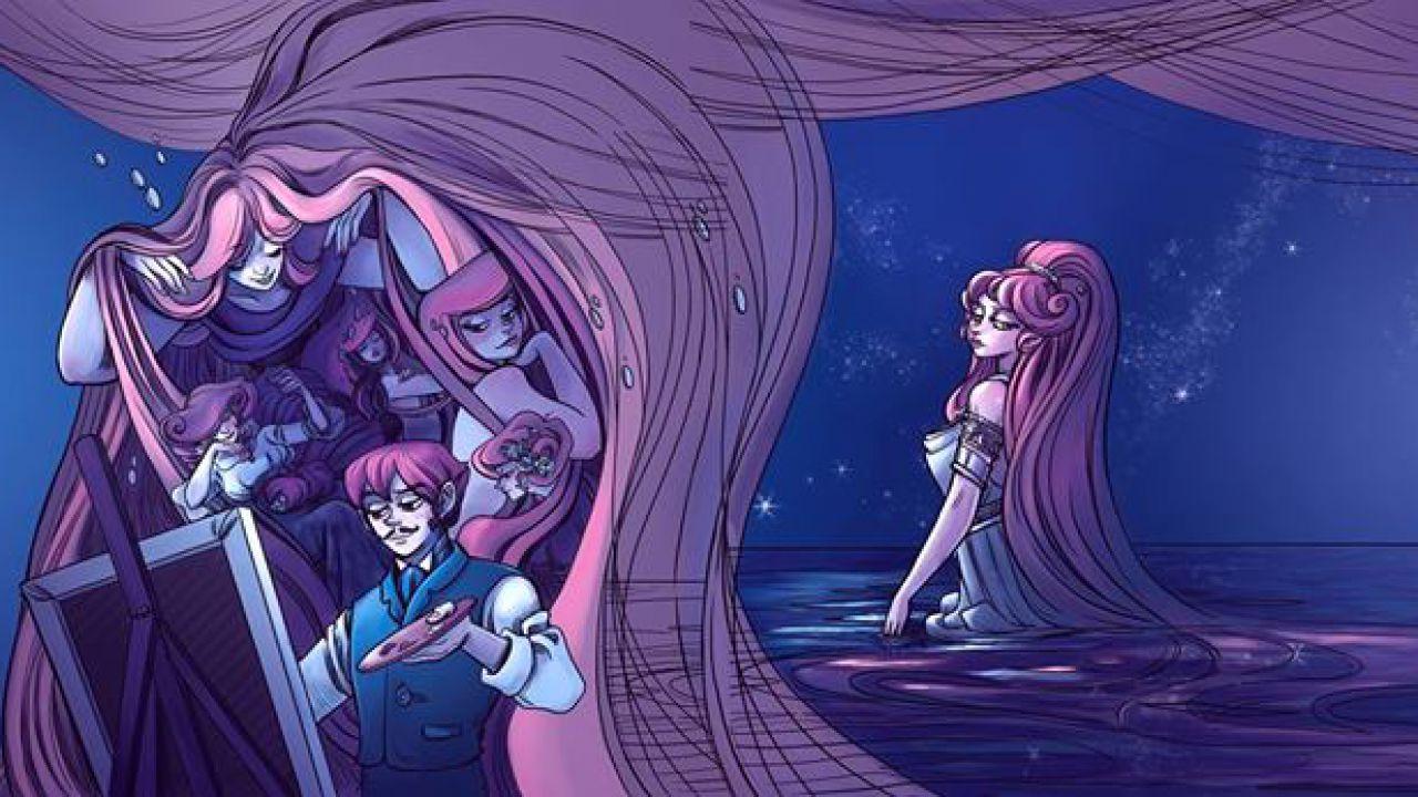 La Musa Dimenticata Recensione: un fumetto italiano ispirato a Osamu Tezuka
