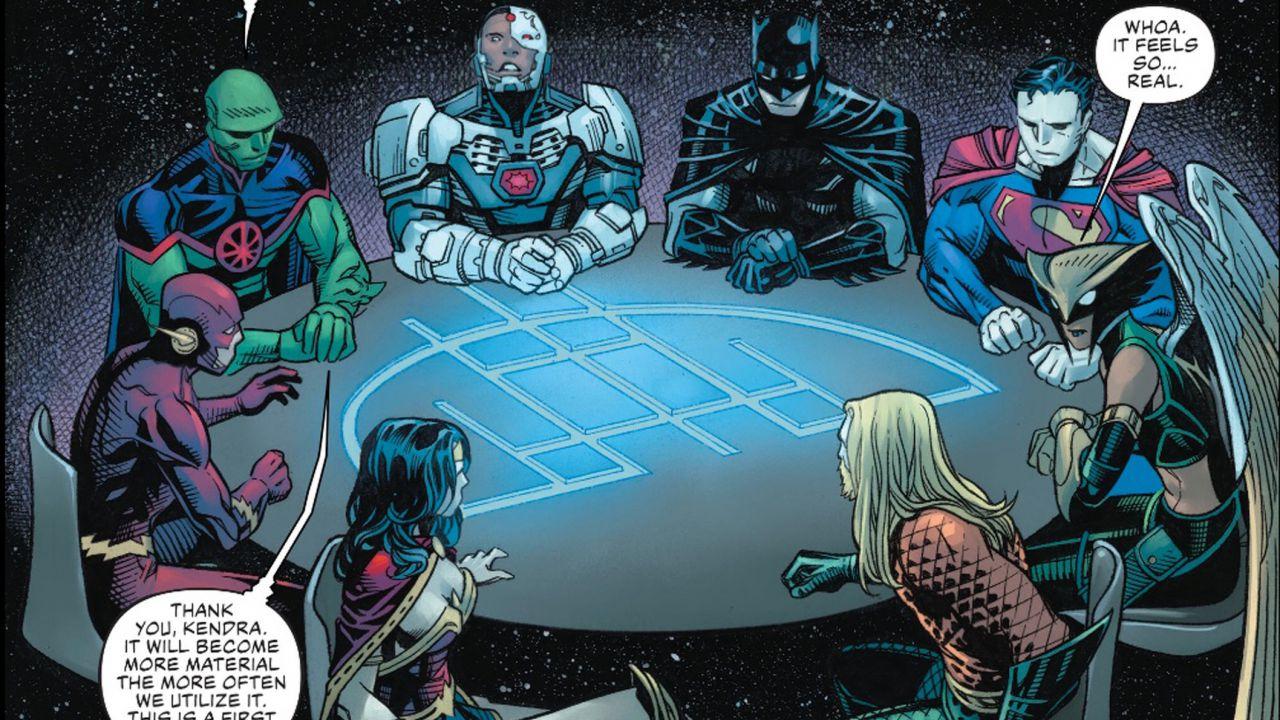 speciale La nuova Justice League guida la DC Comics: il punto sui fumetti di marzo