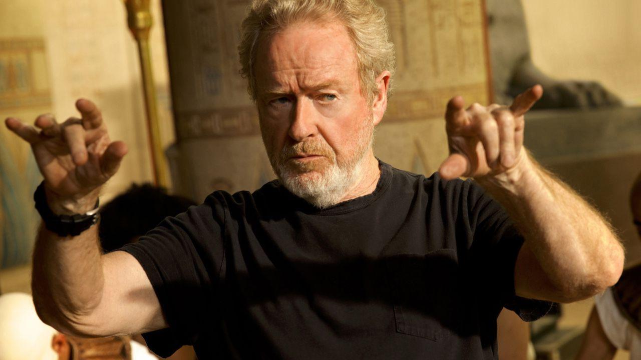 La rinascita di Ridley Scott: 83 anni e 3 grandi film in uscita