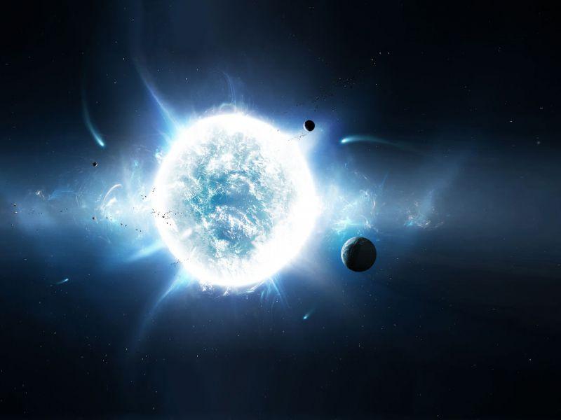 La spettacolare morte delle stelle: nane bianche e stelle di neutroni