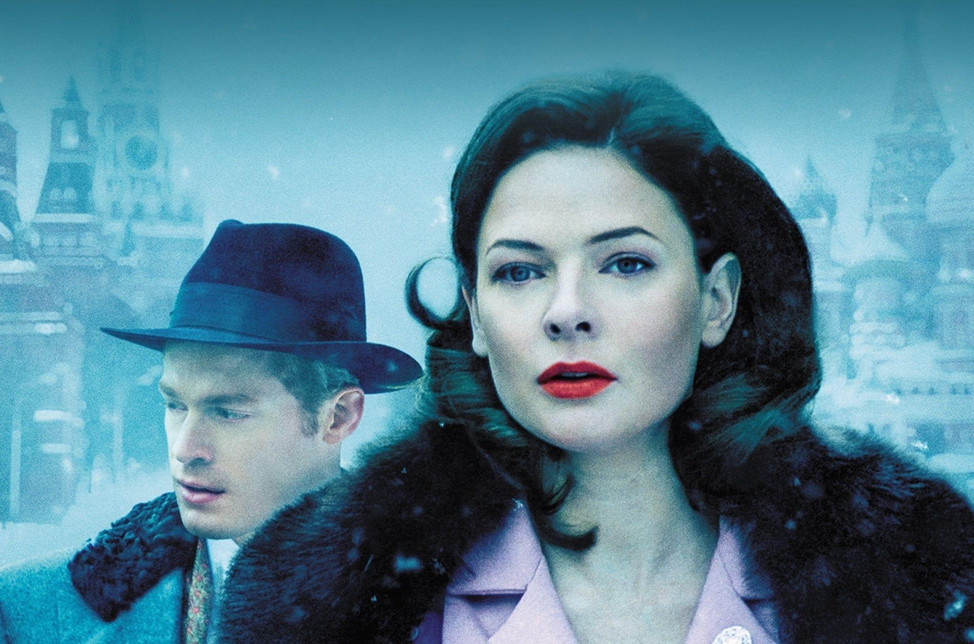 La spia russa, la recensione del film con Rebecca Ferguson