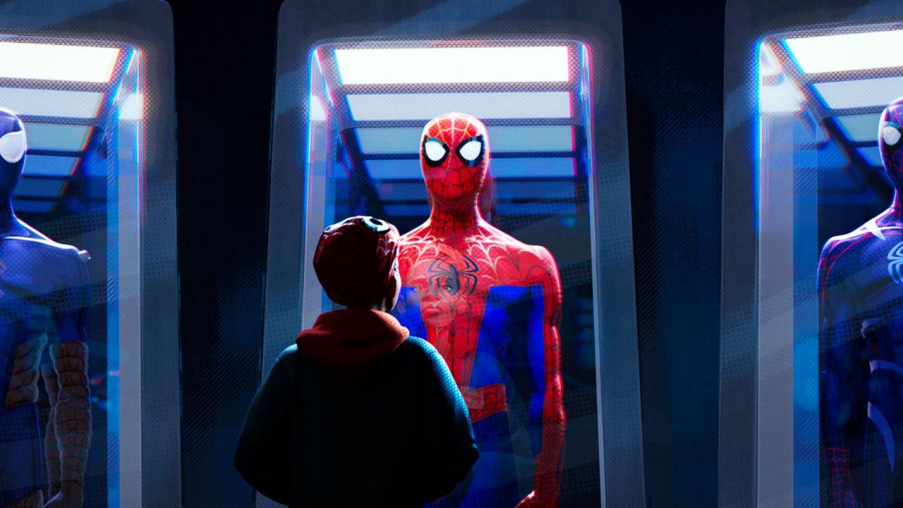 La tecnica dietro Spider-Man: Un Nuovo Universo fra colori, 3D e 2D