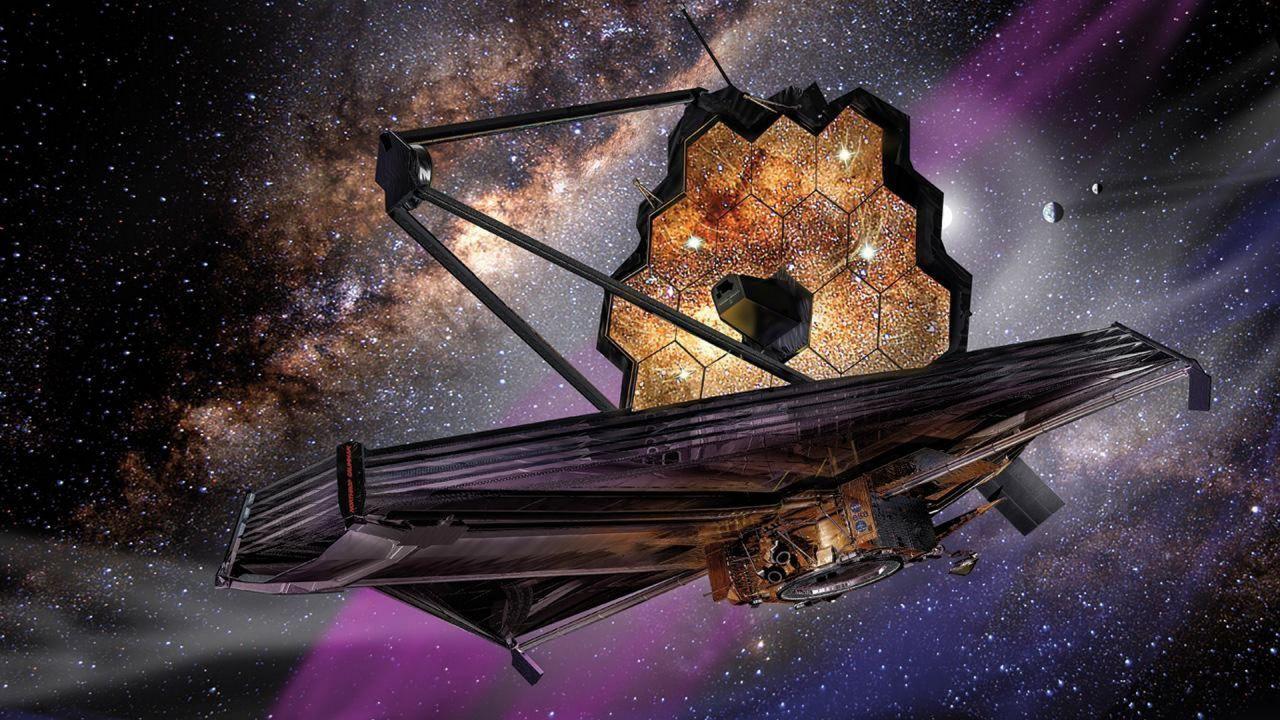 speciale La tecnologia a bordo del James Webb, il telescopio più avanzato al mondo
