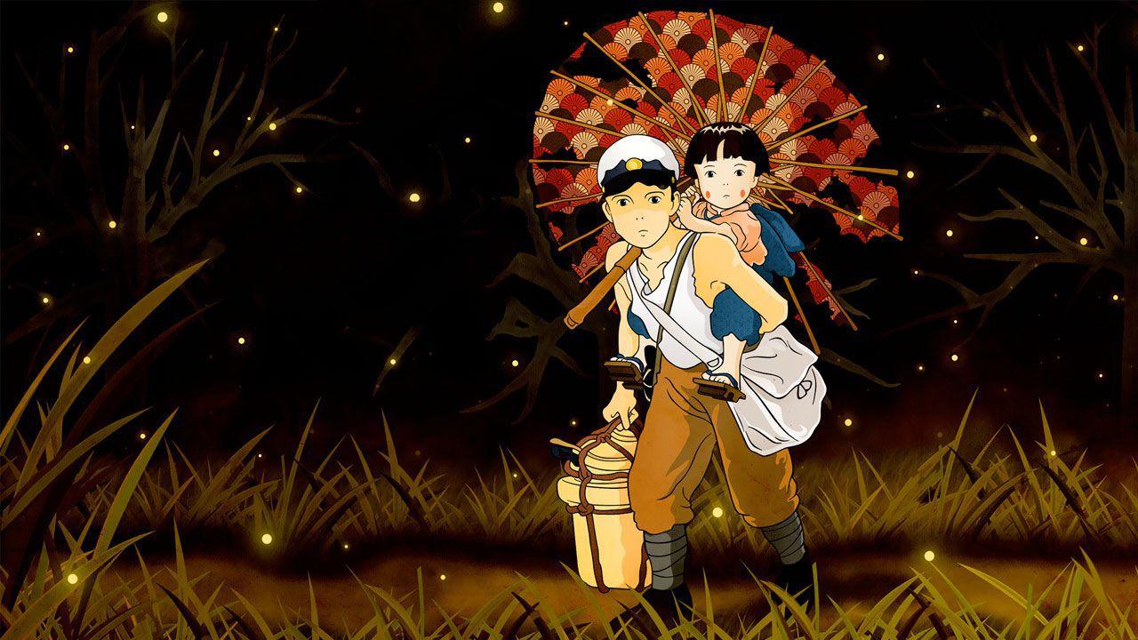 La tomba delle lucciole : il volto della guerra nel capolavoro Ghibli