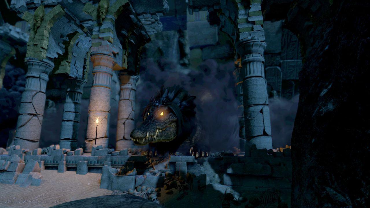 provato Lara Croft and the Temple of Osiris