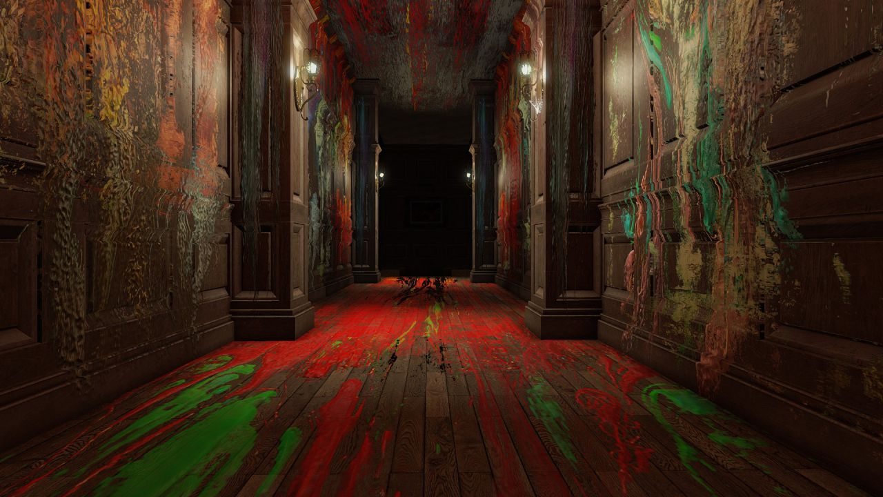 provato Layers of Fear