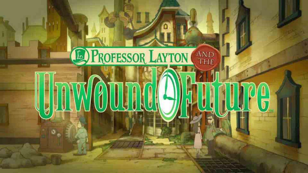 recensione Layton e il Futuro Perduto