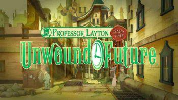Layton e il Futuro Perduto