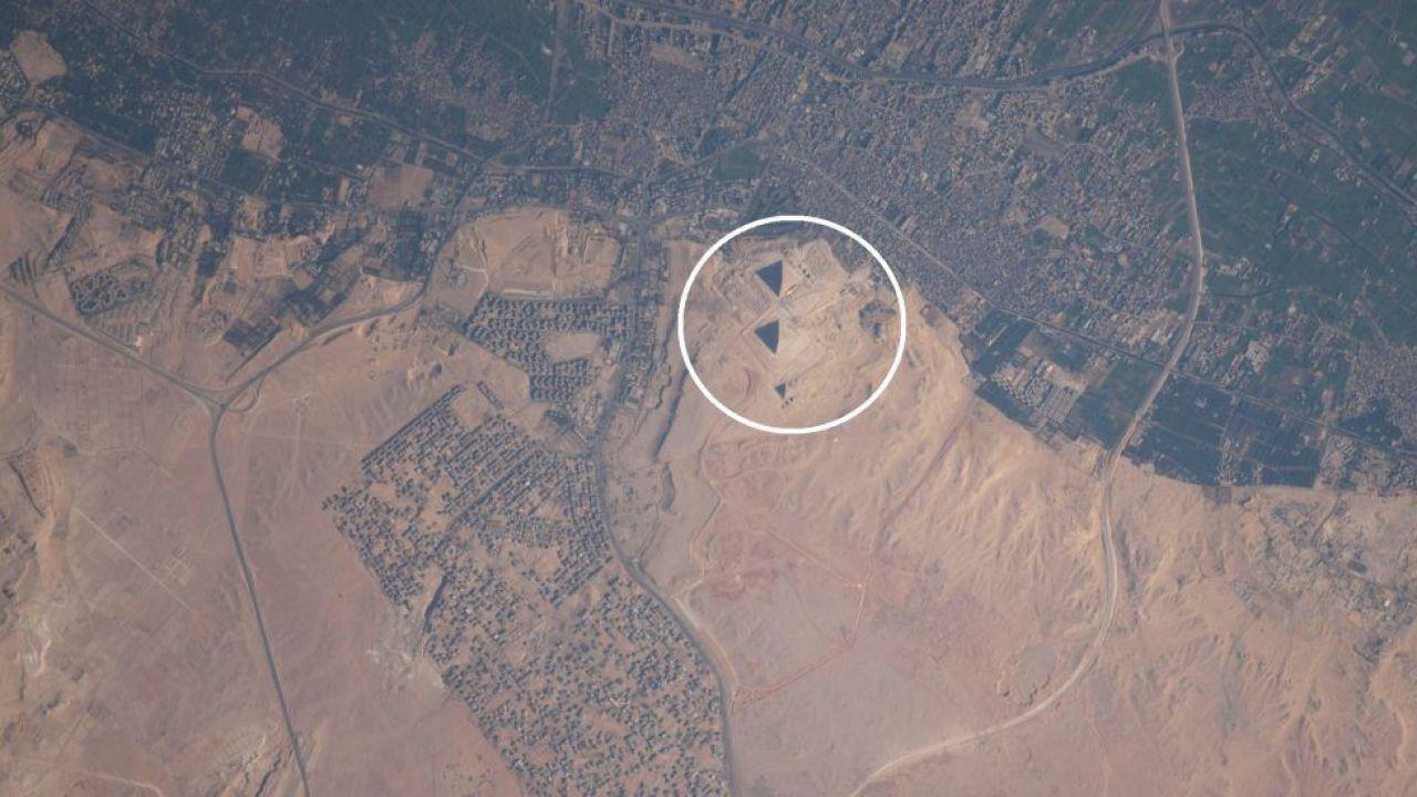Le 5 cose sulla Terra che possono essere viste dallo spazio