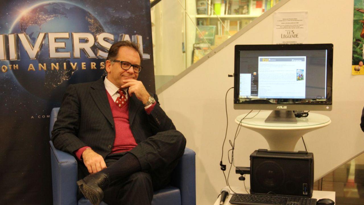 Intervista Le 5 Leggende - Intervista a Peter Ramsey