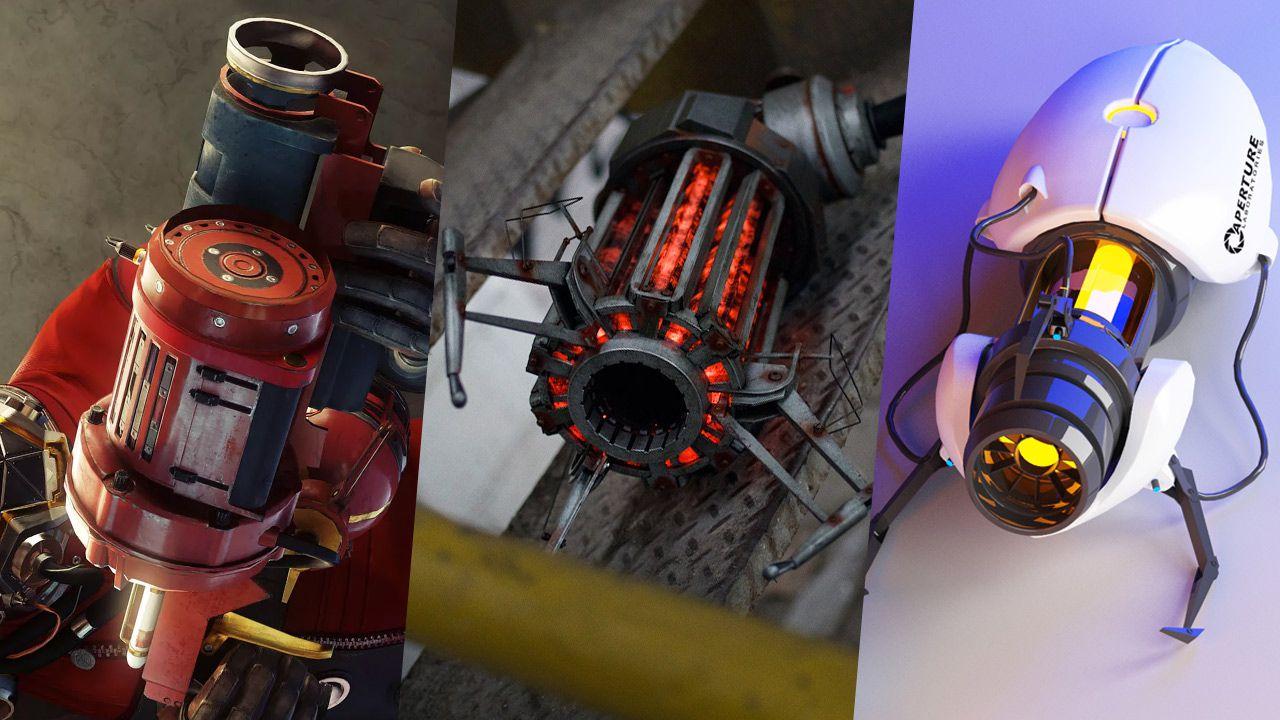 Le armi alternative dei Videoghiochi: dalla Gravity Gun al Gloo Cannon di Prey