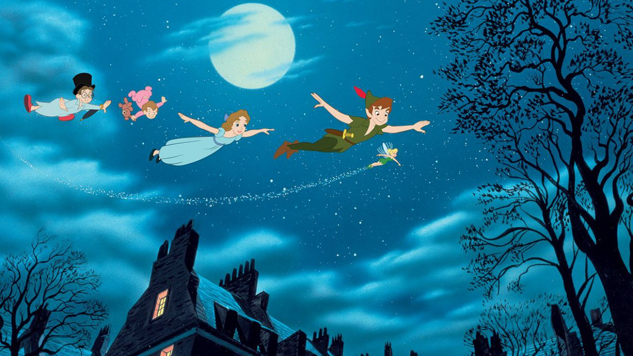 Le avventure di Peter Pan, Walt Disney in viaggio verso l'isola che non c'è