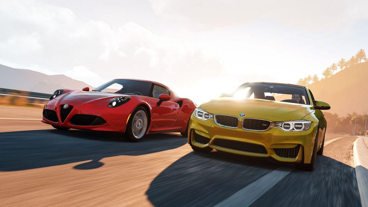 speciale Le dieci auto più belle di Forza Horizon 3