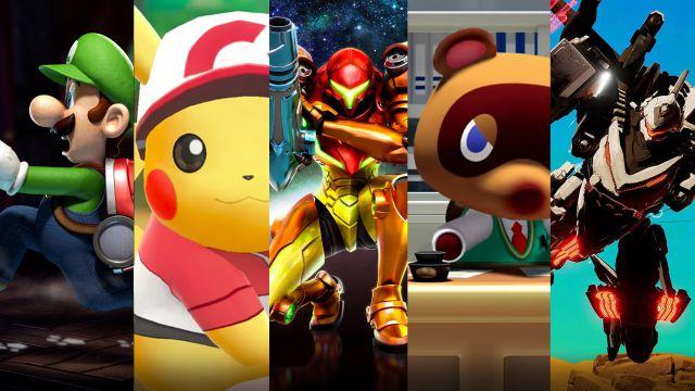 Le esclusive Nintendo Switch più attese del 2019