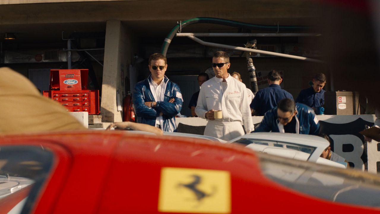 Le Mans '66, la recensione del film con Christian Bale e Matt Damon