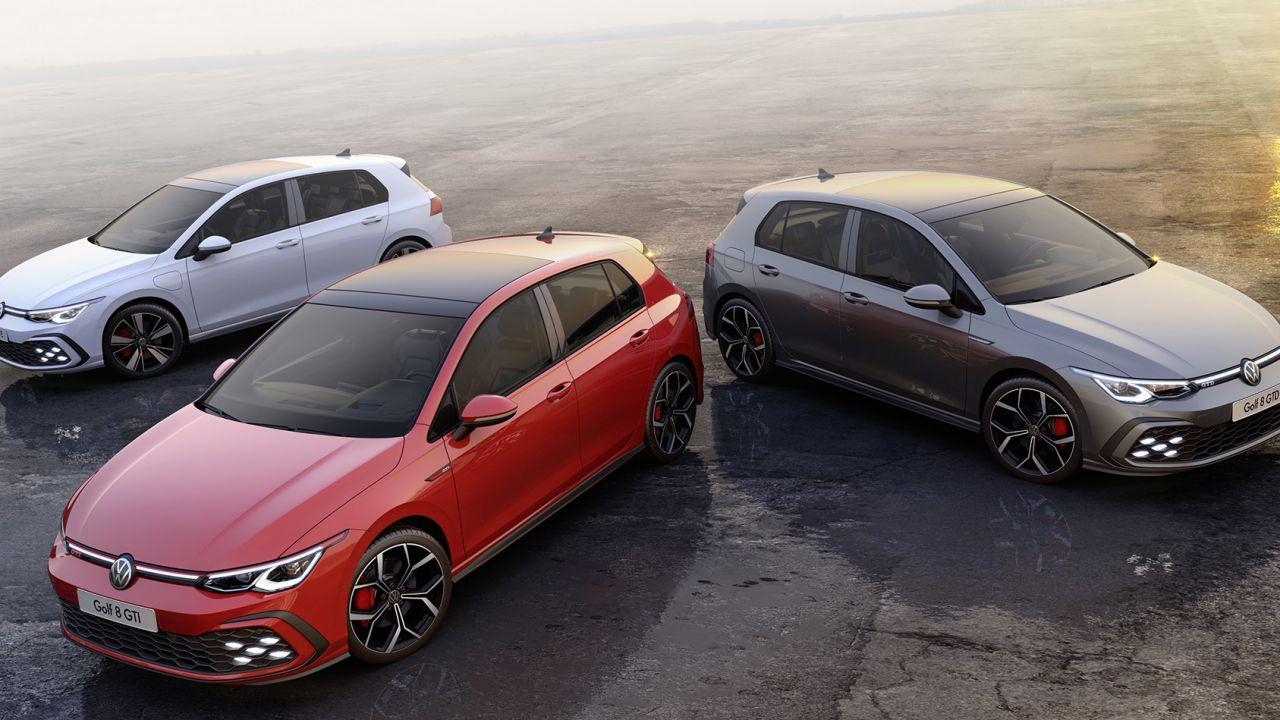 speciale Le nuove Volkswagen Golf GTI, GTE e GTD in dettaglio aspettando Ginevra