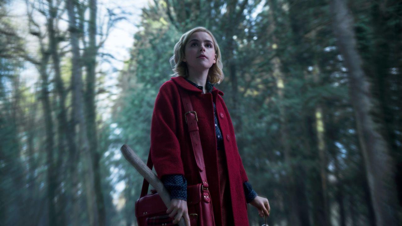 Le terrificanti avventure di Sabrina: un primo sguardo alla quarta stagione