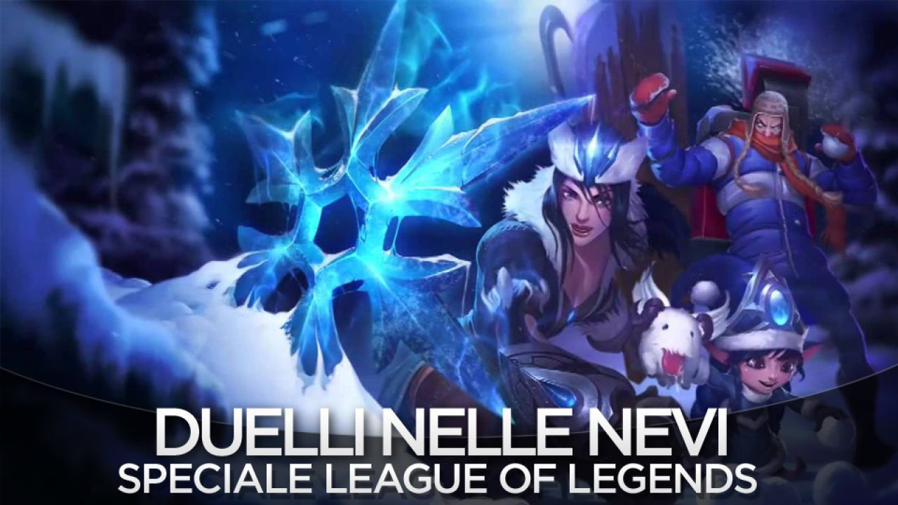 speciale League of Legends - All-Stars 2014
