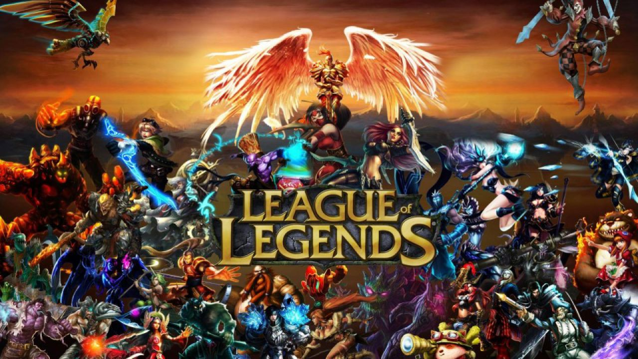 speciale League of Legends - Festa della Luna