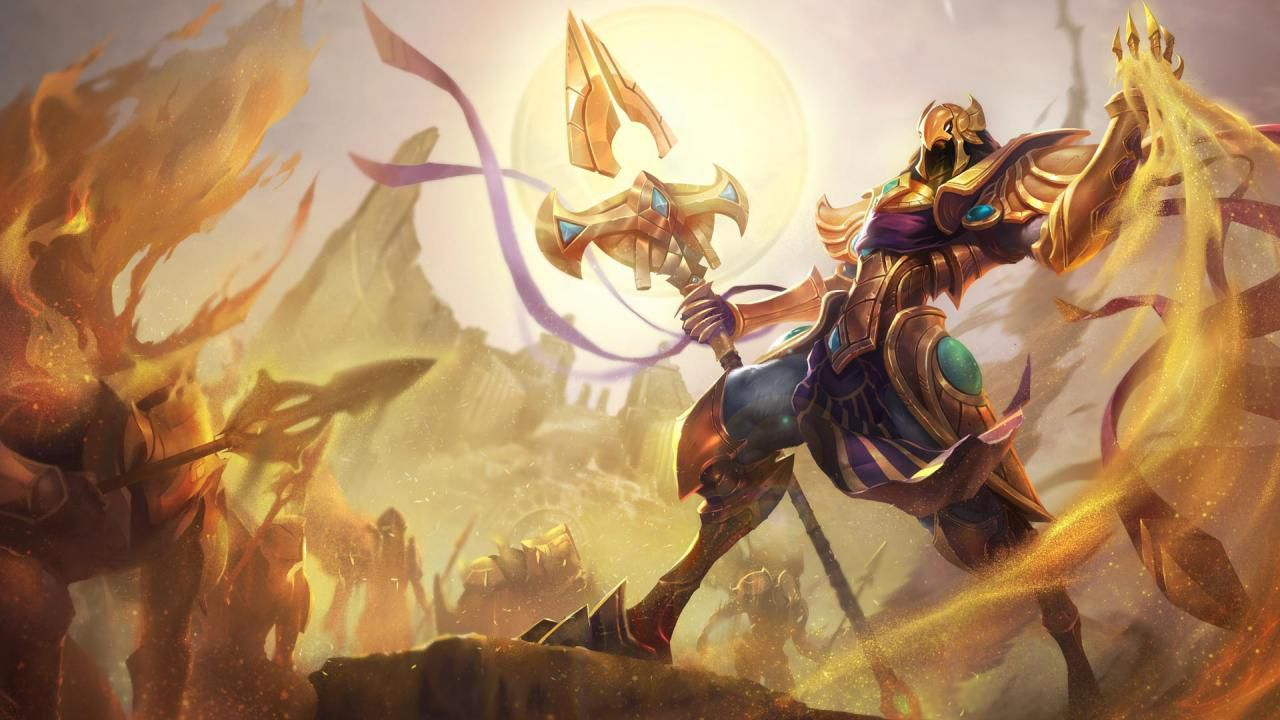 guida League of Legends: Guida alle nuove abilità di Azir