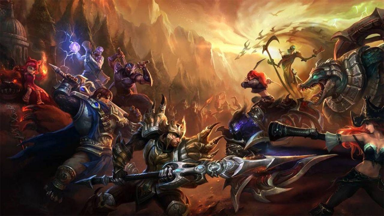 speciale League of Legends: Patch 3.15