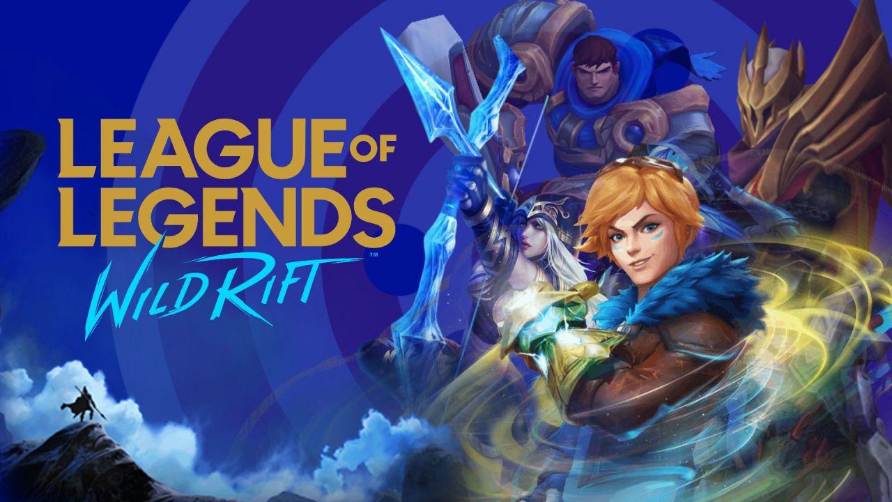 speciale League of Legends Wild Rift: come si gioca su PC?