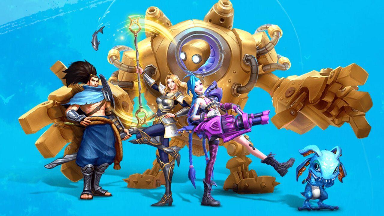 guida League of Legends Wild Rift: guida e trucchi per LoL su smartphone