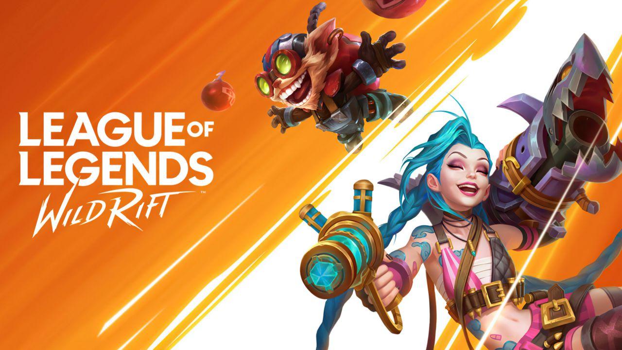 guida League of Legends Wild Rift: i migliori campioni per i nuovi giocatori