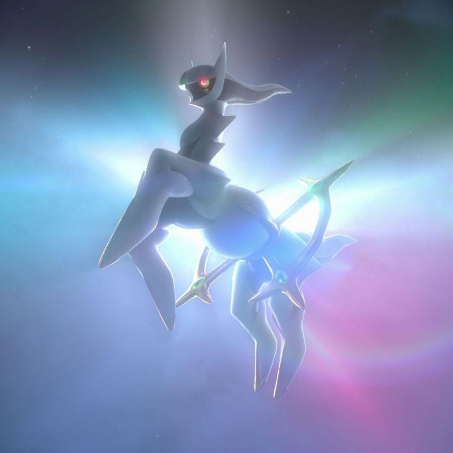 Leggende Pokémon: alla scoperta di Arceus - Everyeye.it