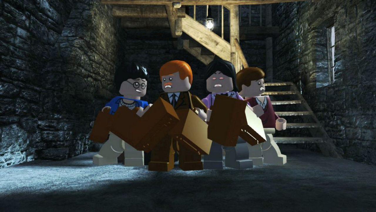 recensione LEGO Harry Potter: Anni 1-4
