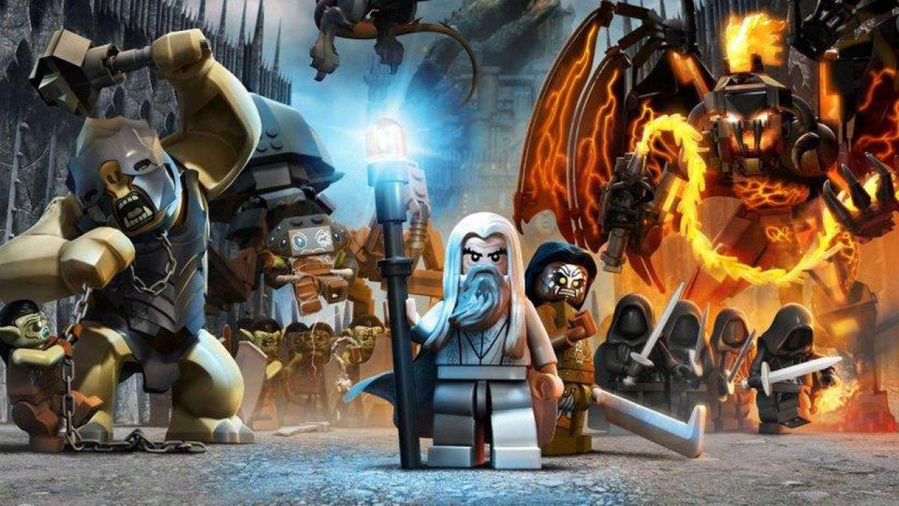 recensione LEGO Il Signore degli Anelli