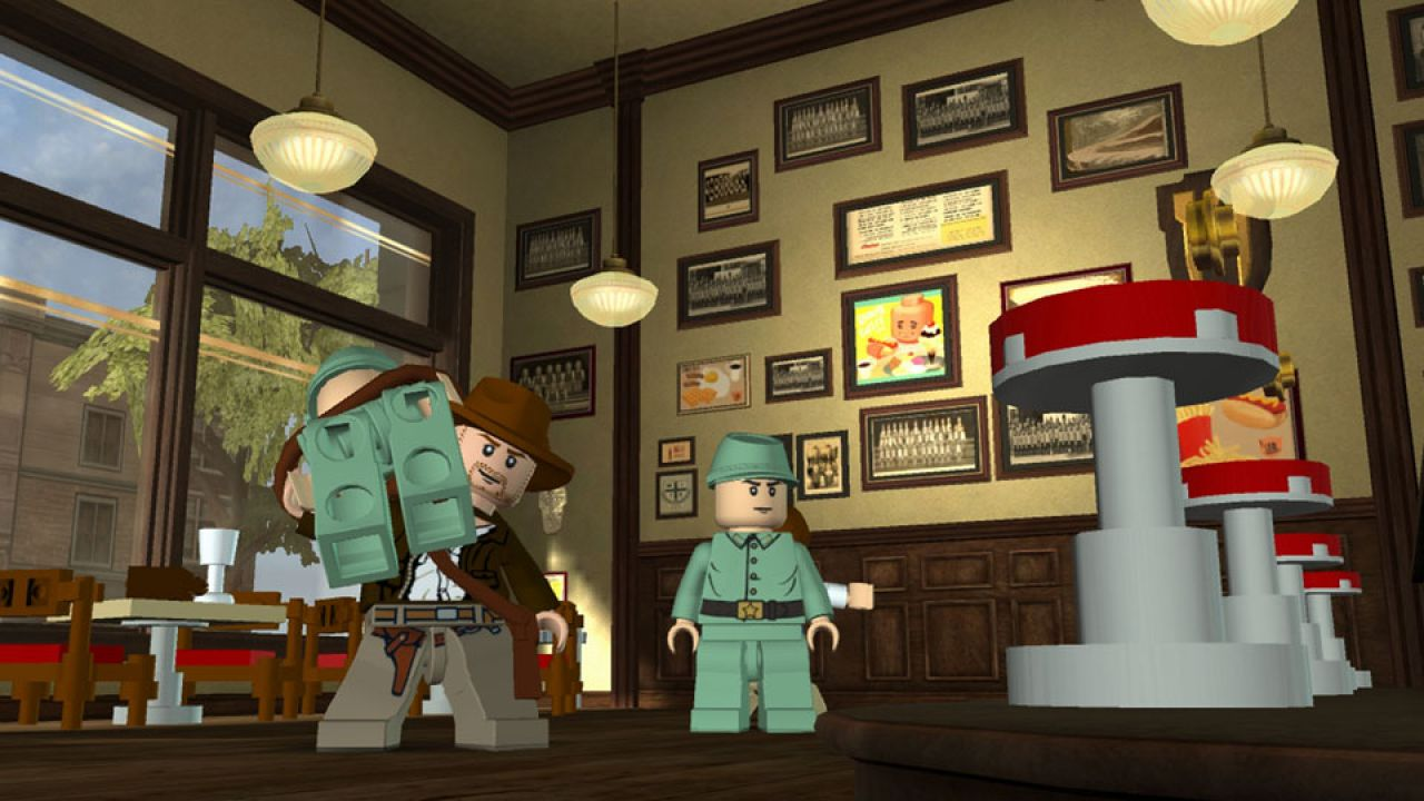 recensione Lego Indiana Jones 2: The Adventure Continues