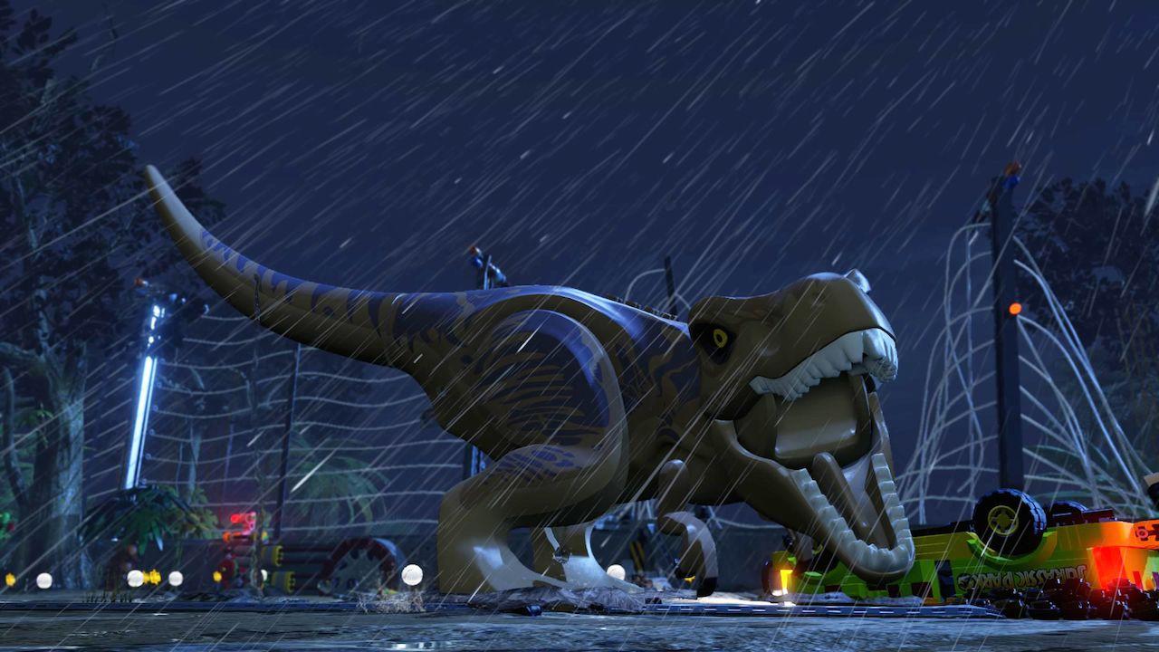provato LEGO Jurassic World