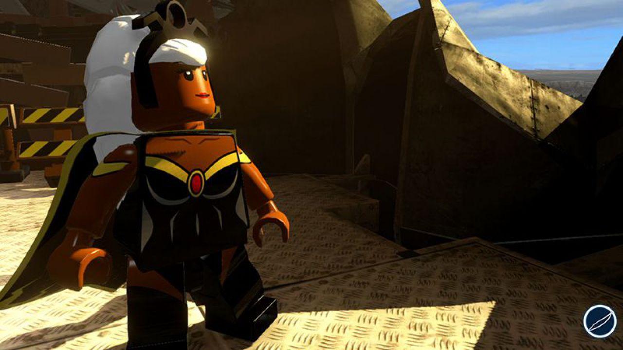 hands on LEGO Marvel Super Heroes