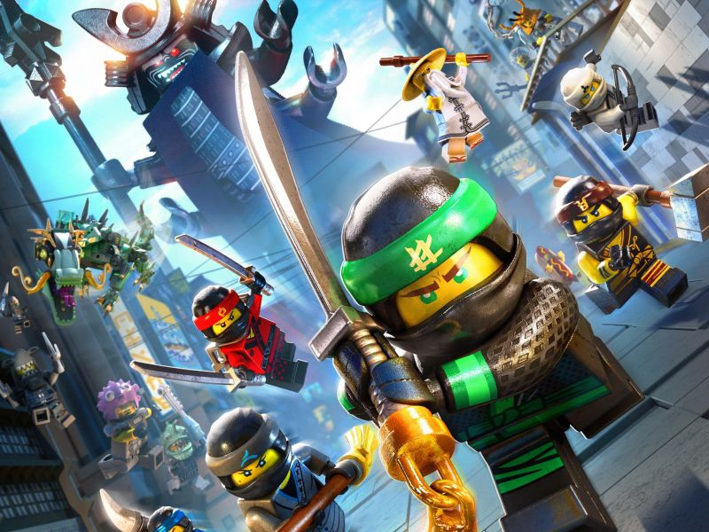 LEGO Ninjago: Recensione del videogioco ufficiale del film