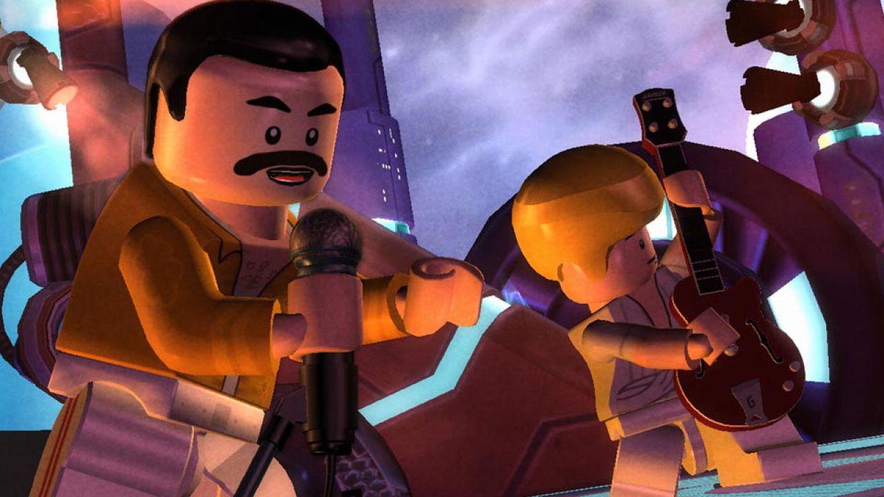 recensione Lego Rock Band