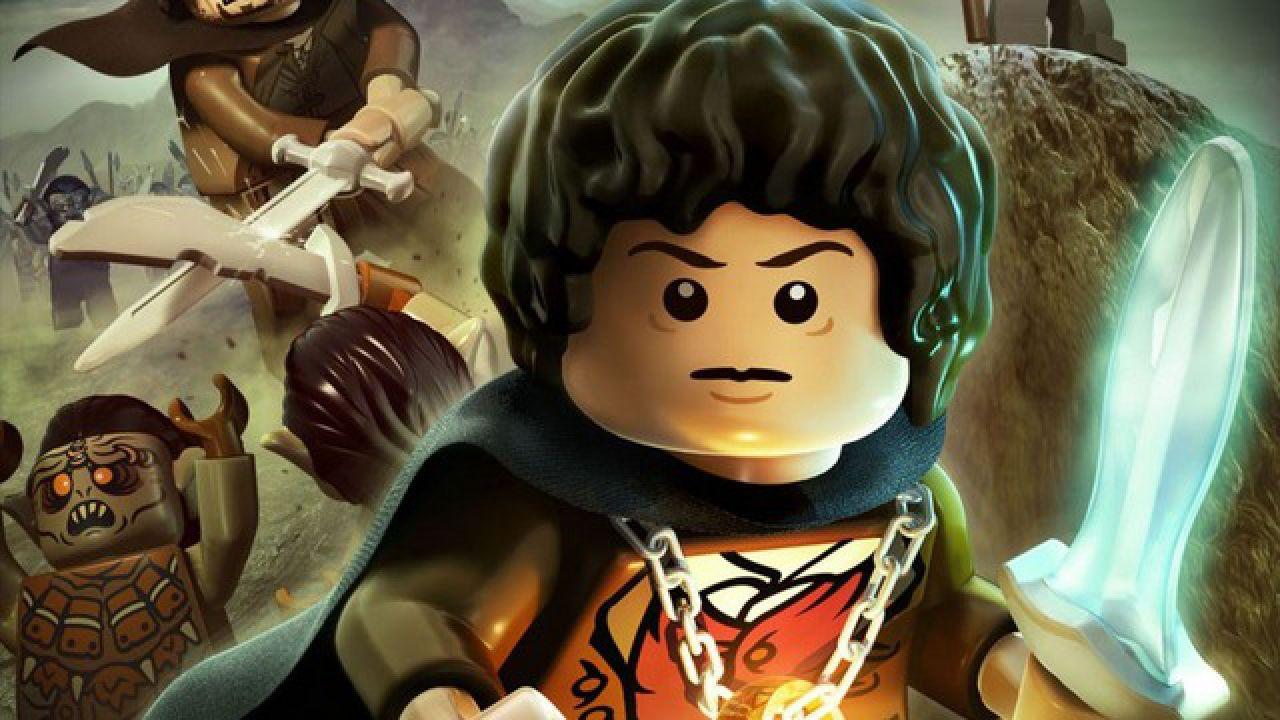 hands on LEGO Il Signore degli Anelli
