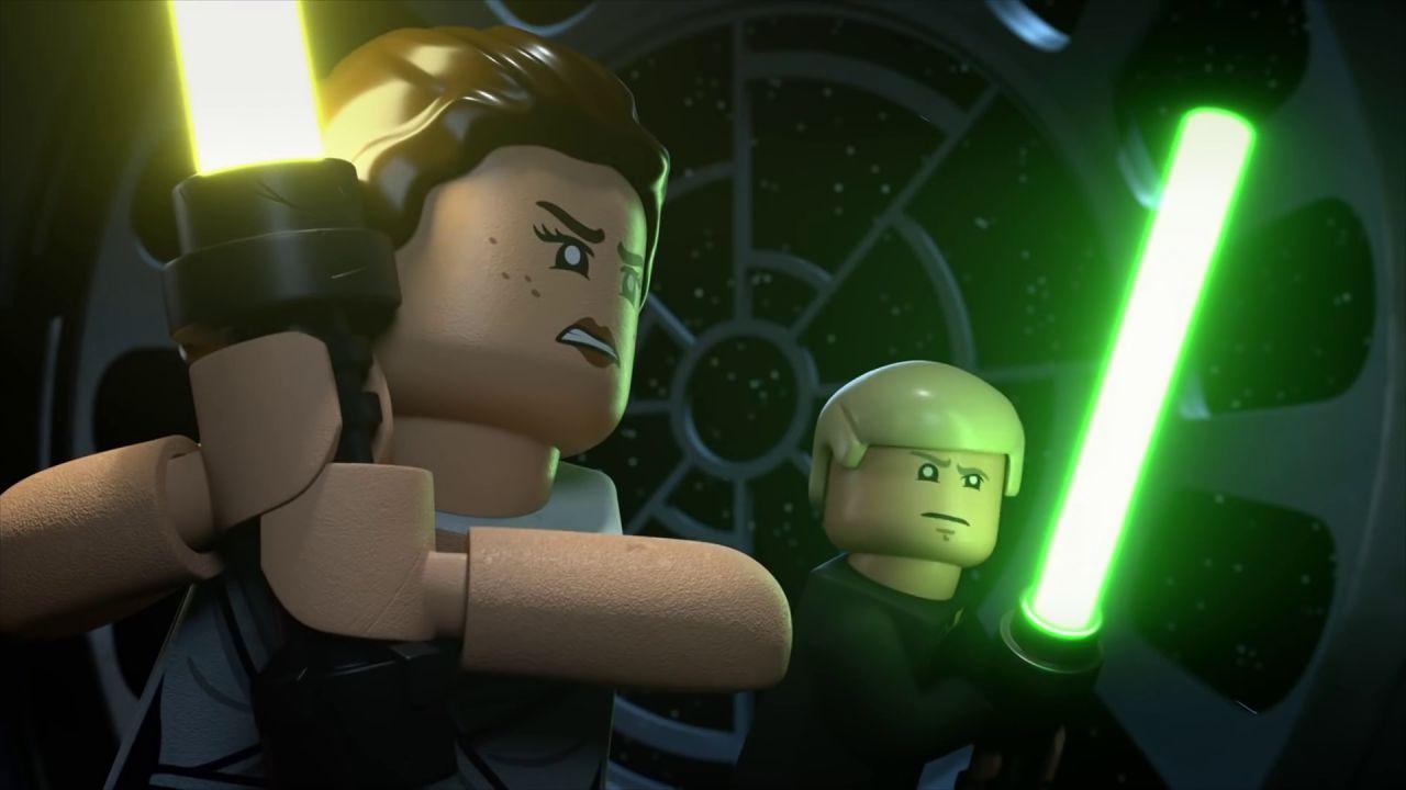 recensione Lego Star Wars Christmas Special Recensione: Un nuovo Life Day