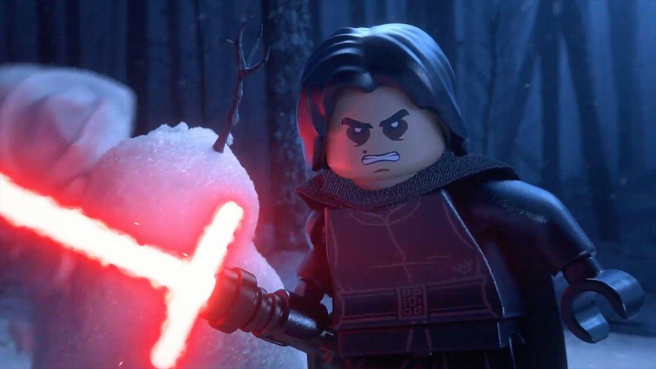 LEGO Star Wars The Skywalker Saga: che la Forza sia con i mattoncini