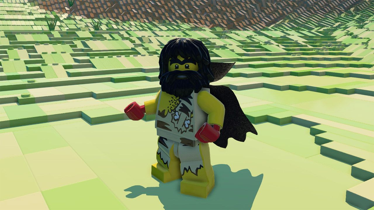 provato LEGO Worlds