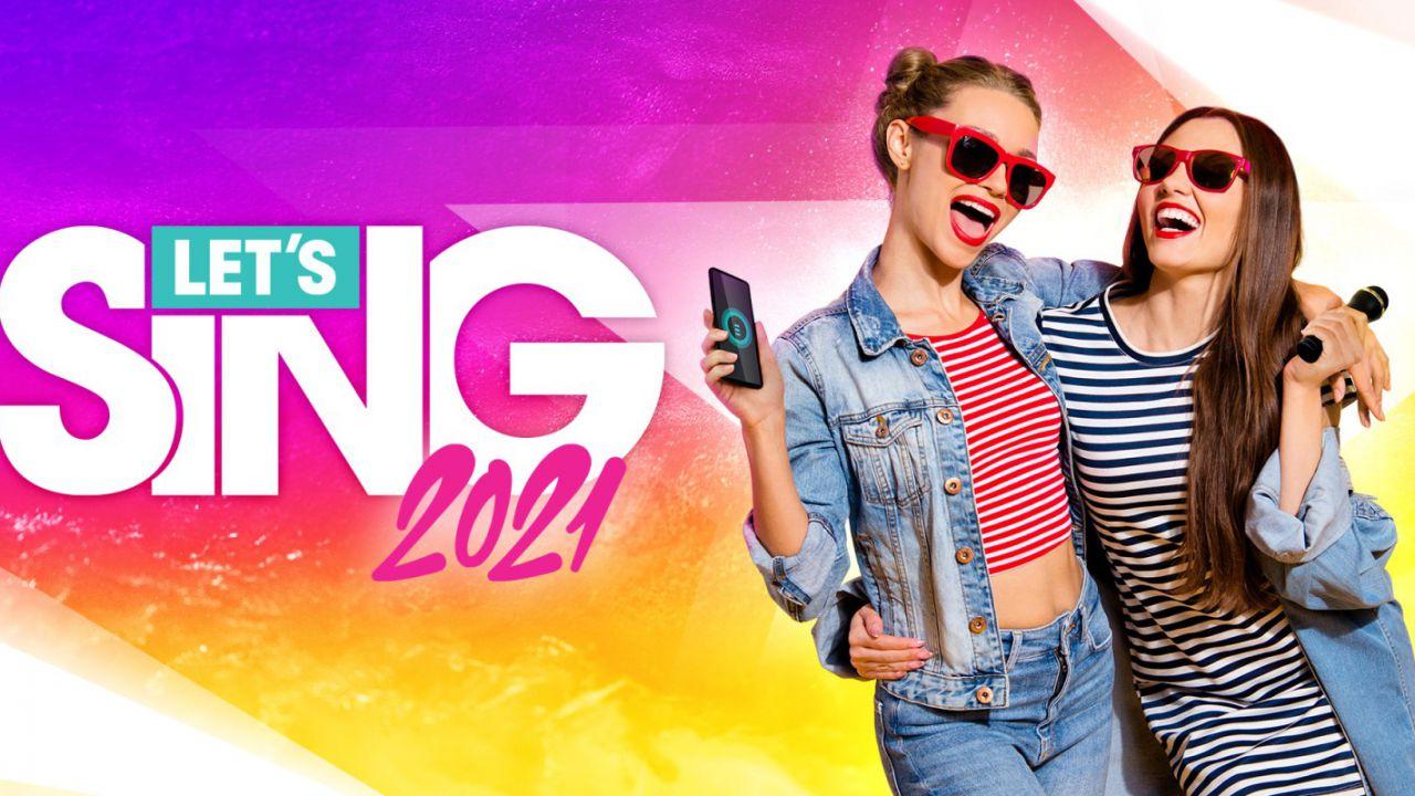 recensione Let's Sing 2021 Recensione: karaoke per tutti, a ritmo di musica pop